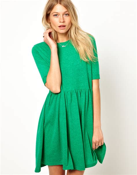 Dress Nsemock asos smock dress in nepi x 4 highststyle