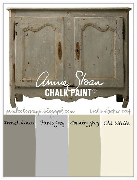 17 Best images about Paint it! ~ Annie Sloan Chalk Paint Inspiration on Pinterest   French