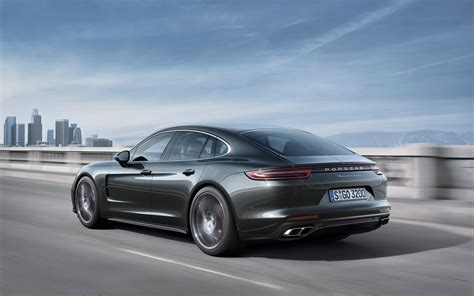 porsche panamera turbo 2017 back porsche panamera turbo s 2017 wallpapers hd white black