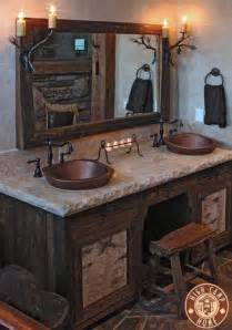 Rustic Bathroom Decorating Ideas by 30 Inspiring Rustic Bathroom Ideas For Cozy Home Amazing