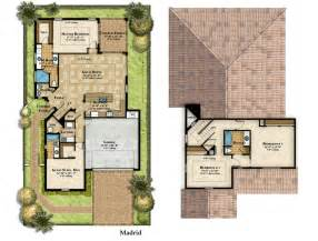 two story home plans modern house plans two story modern house