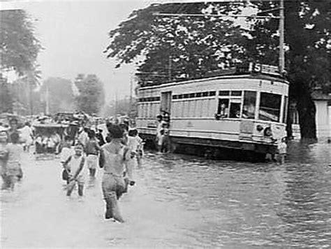 Pintu Ketjil Batavia Kota Tempo Doeloe sejarah banjir di jakarta cakrawala