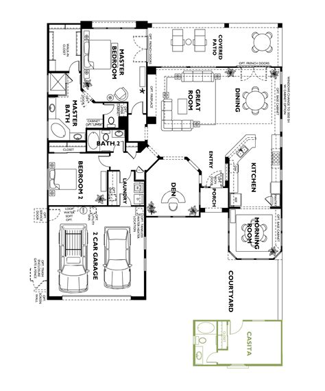 Adobe House Plans With Courtyard by 100 Adobe House Plans Pueblo Style House Floor
