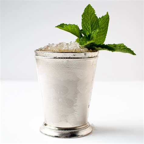 mint julep cocktail swedish mint julep recipe saveur