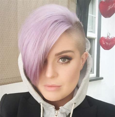 kelly osbourne hairstyles hairstylo