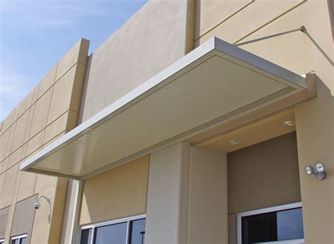 metal window amp door canopies general awnings