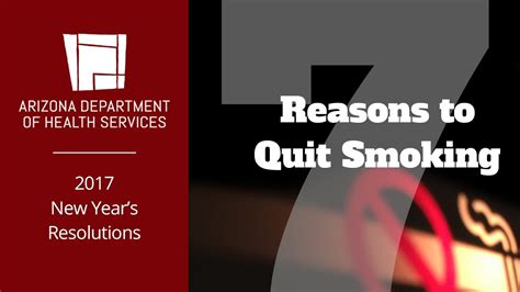 7 Reasons To Quit by New Year S Resolutions 7 Reasons To Quit