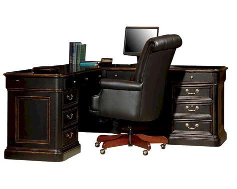 executive l desk louis phillippe by hekman he 79147