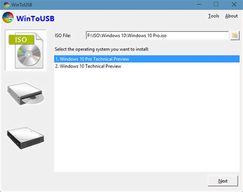 tools go 4 tools to create windows to go usb of windows 10