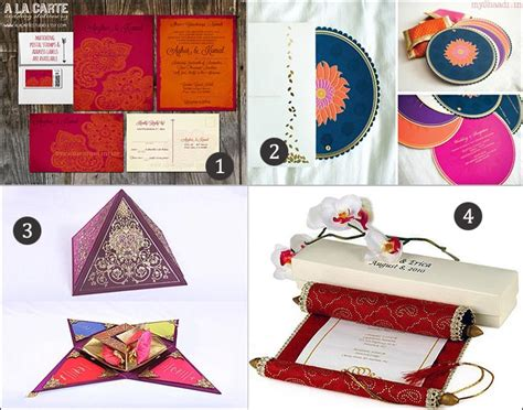 Wedding Invitation Card Bengali by Bengali Wedding Cards 7 Creative Cards To Announce Your