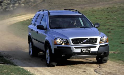 volvo xc pictures information  specs auto databasecom