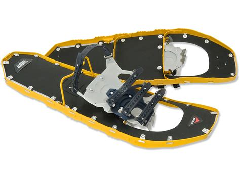 snow shoes msr lightning ascent snowshoes review loomis adventures