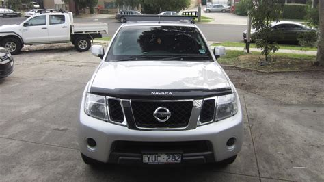 Roof Racks For Nissan Navara by Nissan Navara D40 Roof Racks
