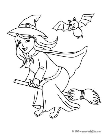 boy witch coloring page 14 witch coloring pages for kids print color craft