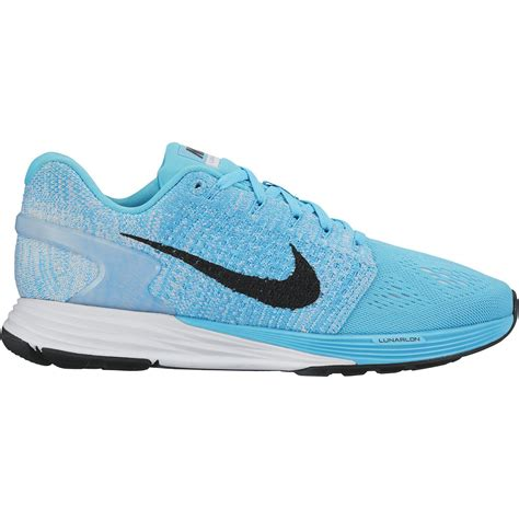 blue nike womens running shoes nike womens lunarglide 7 running shoes blue tennisnuts