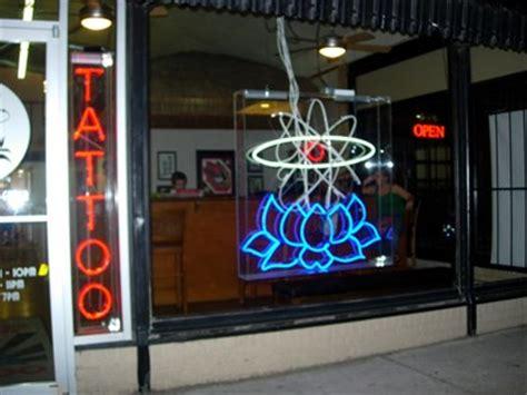 Atomic Lotus Tattoo 23rd Street Body Piercing Oklahoma Atomic Lotus