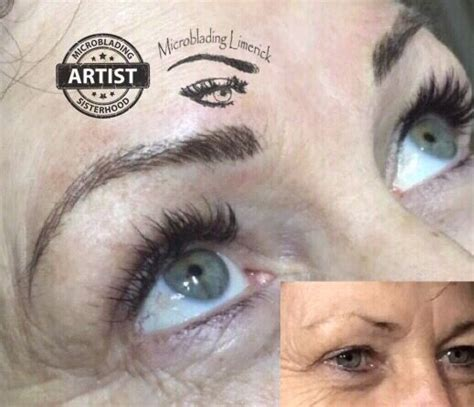 tattoo ink for eyebrows 12 best microblading limerick images on pinterest brow
