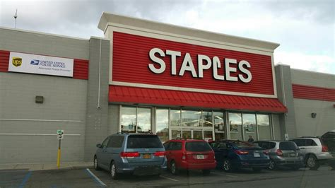 Office Depot Near Me Ny Staples 36 Reviews Office Equipment 535 Ave