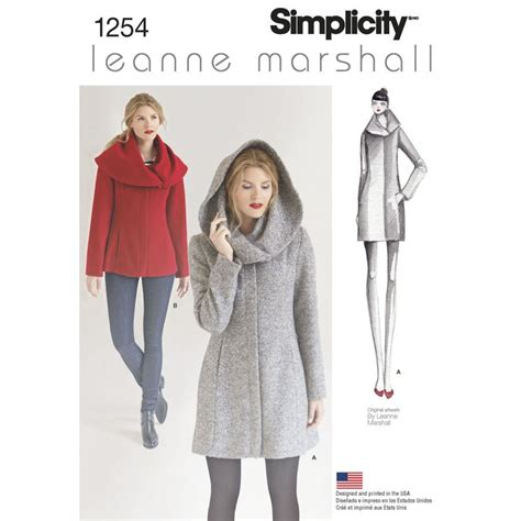 pattern red winter clothes horde 135 best images about sewing simplicity patterns i want