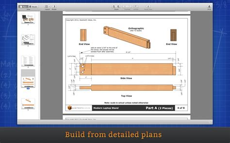 woodworking layout software sketchlist offers 3d woodworking design software for macs