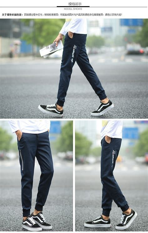 Brk Celana Jogger Japan Style best wholesale 2016 japanese style casual jogger embroidery fashion quality plus