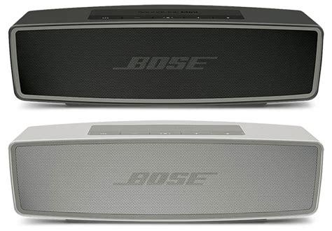 Bluetooth Lautsprecher Für Auto by Bose Soundlink Mini Ii Bluetooth Speaker Verf 195 188 Gbar Neue