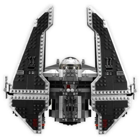 Lego 9500 Wars Sith Fury Class Interceptor klocki lego wars sith fury class interceptor 9500