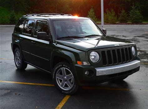 2007 Jeep Patriot Limited Inside Story 2007 Jeep Patriot Limited Autos Ca