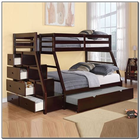 twin bunk beds with trundle twin over full bunk beds with trundle download page home