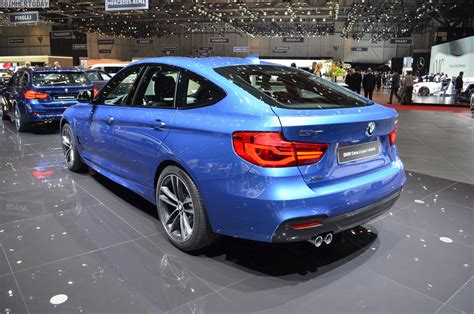 Bmw Gt by Bmw 3 Series Gt Lci As 335d With M Package In Estoril Blue