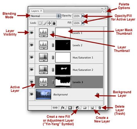 the power of adjustment layers in photoshop | apogee photo