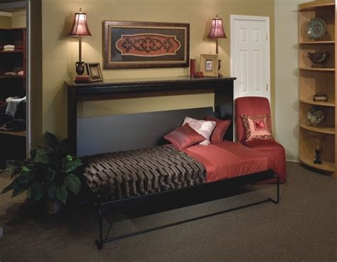 credenza hide a bed commercial wall bed systems side beds