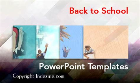 back to school powerpoint template free back to school powerpoint templates