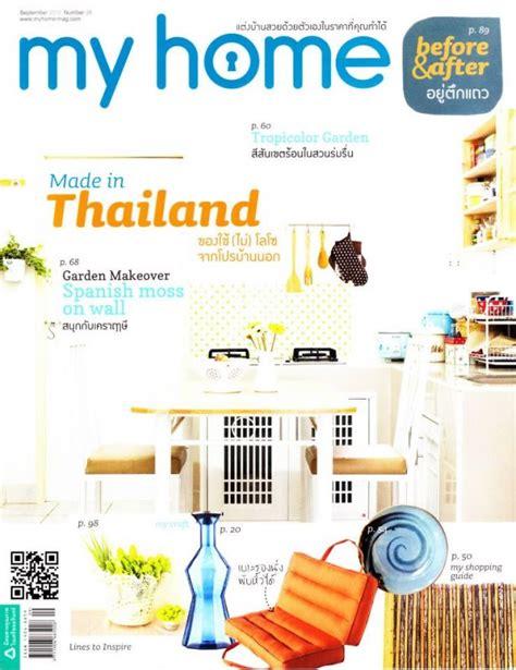 home decor magazines malaysia corner 43 decor in the press in my home thailand magazine