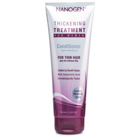 hair thickening treatments for women nanogen hair thickening fibres cinnamon 30g hinta enligo com