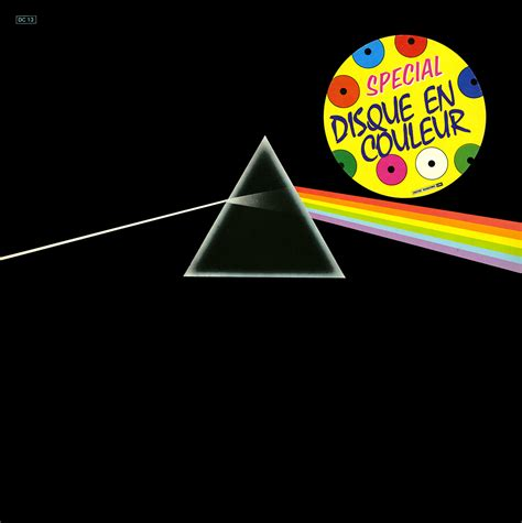 Lp Littel Things Pink special editions of side of the moon vinyl