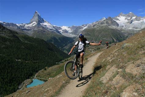 mtb cycling mountain bike france northern alps chamonix to zermatt