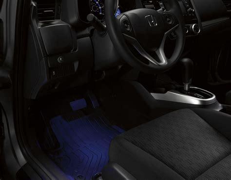 Honda Civic Interior Illumination by 2015 2018 Honda Fit Interior Illumination Kit 08e10 T5a 100