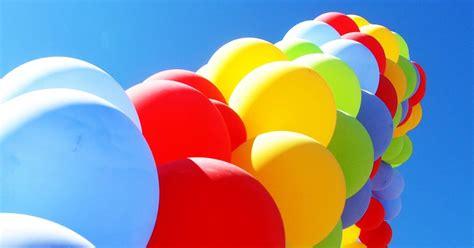 Balon Warna by Gambar Gambar Balon Dengan Warna Warni Cantik