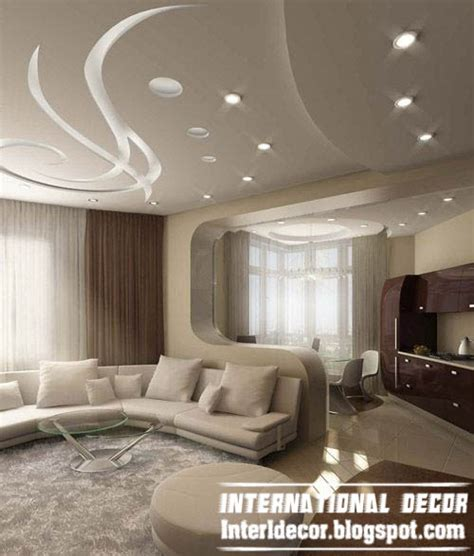 Living Room False Ceiling Ideas by Modern False Ceiling Designs For Living Room 2017