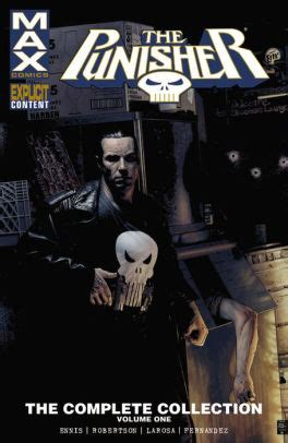 punisher max the complete punisher max complete collection vol 1 by garth ennis darick robertson lewis larosa leandro