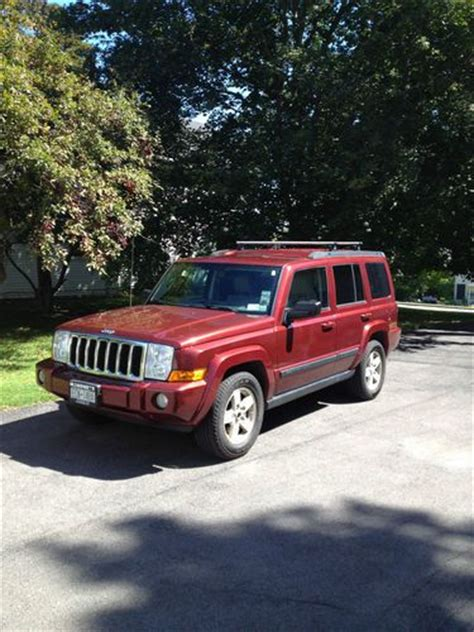 2008 Jeep Commander Overland For Sale Buy Used 2007 Jeep Commander Overland 4wd Hemi Lifted In