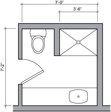 unique bathroom floor plans   products ideas