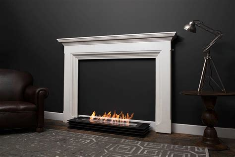 Fireplaces Bioethanol by Contour Bioethanol Fireplace