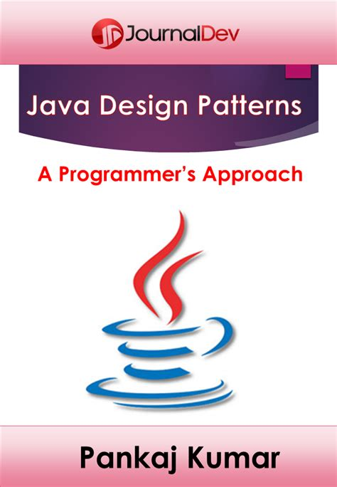 java pattern download java design patterns pdf ebook free download 130 pages