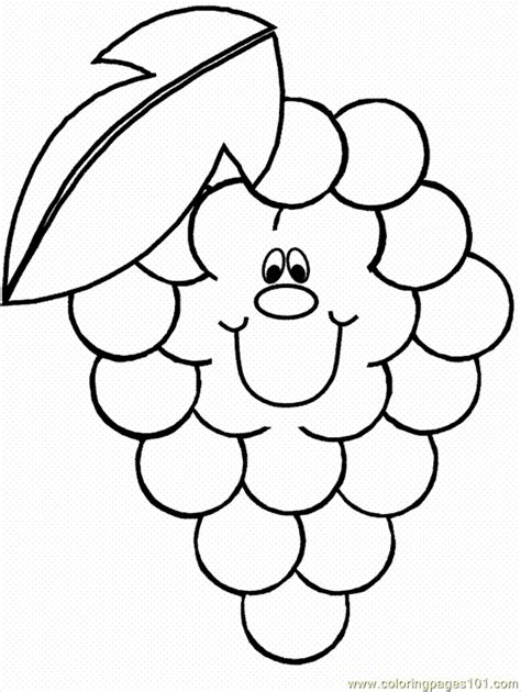 Printable Fruit Coloring Pages Coloring Home Coloring Pages For 15 And Up Free