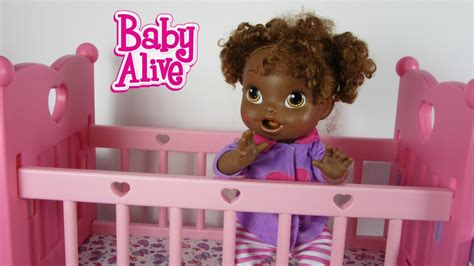 Baby Alive Crib Baby Alive Crib All In One Nursery By You Me Feeding And Changing With My Baby All
