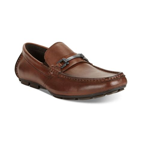 kenneth cole loafer kenneth cole reaction heavy traffic bit loafers in brown