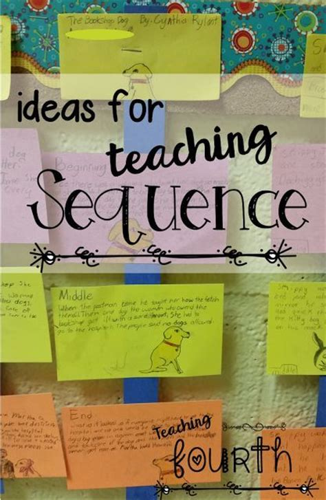 picture books to teach sequencing 78 best images about sequencing on activities