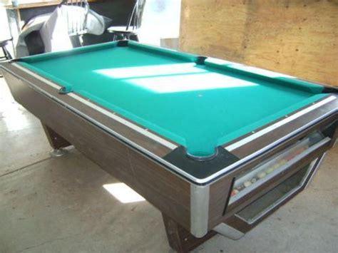 Ebay Pool Table by Used Bar Pool Tables Ebay